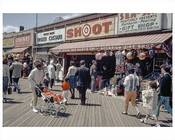 Coney Island Boardwalk 1961