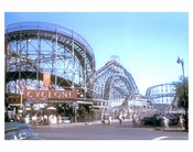 Coney Island Cyclone - 'Faster thene ever'