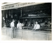 Coney Island shops 1927