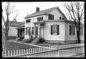 Cornelius Suydam House, Village Road North at Village Road East, 1930