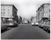 Decatur Street facing Knickerbocker Ave Bushwick 1965