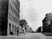 Division Avenue south from Kent Avenue, 1928