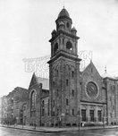 Duryea Presbyterian Church, southeast corner of Sterling Place and Underhill Avenue, 1916