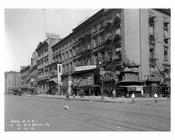 East 14th Street & Irving Place - East Village - Manhattan - New York, NY 1916