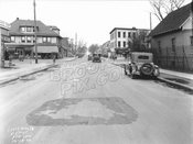 East 5th Street north of Fort Hamilton Parkway, 1928