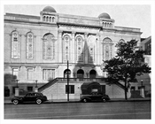 East Midwood Jewish Center  - Ocean Avenue - Midwood Brooklyn 1939