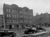 East New York Avenue at Union Street, 1928