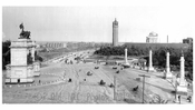 Eastern Parkway & Grand Army Plaza 1906 Flatbush Ave Line