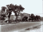 Eastern Parkway, northeast to Rogers Avenue, 1915