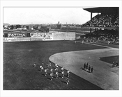 Ebbets Field marching band