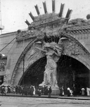 Entrance to Dreamland, 1905