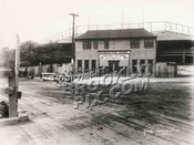 Entrance to Washington Park at 4th Avenue and 3rd Street, Dodgers stadium before Ebbets Field, 1911