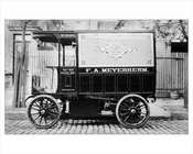 F.A. Meyerherm Wagon on  Gates Ave