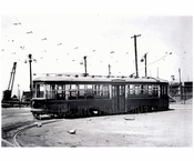 Ferry Loop Trolley Line 1948