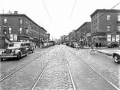 Fifth Avenue, northeast to 17th Street, present location of Prospect Expressway, 1946
