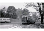 Flatbush Trolley Line 1949