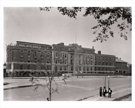 Fordham Hospital Bronx 1910 Nyc Images And Photography At