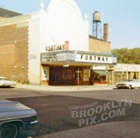 Fortway Theater, 6720 Fort Hamilton Parkway at 68th Street, c.1968