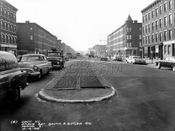 Fourth Avenue southwest to Butler Street, 1959
