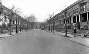 Fuller Place between Prospect Avenue and Windsor Place, 1928