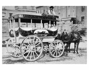 Fulton Ferry Carriage