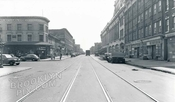 Fulton Street east to Marcy Avenue, 1943