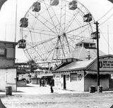 George C. Tilyou's original 1897 Ferris Wheel