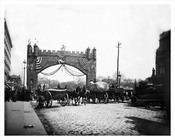 George Washingon Centennial Arch 1889 Union Square NYC