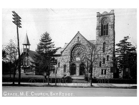 Grace Reformed Church Lincoln Rd & Bedford Ave