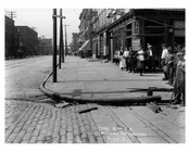Graham & Metropolitan  Avenue  - Williamsburg - Brooklyn, NY 1916