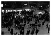 Grand Central Station 1940's Midtown East - Manhattan