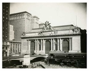 Grand Central Station Midtown Manahattan 1923 NYC