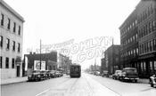 Grand Street east from Bushwick Avenue, 1949