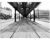 Gravesend Ave looking north from Ave F 1924