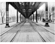 Gravesend Ave looking south from Ave F 1924