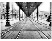 Gravesend Ave looking south from Ditmas Ave 1924