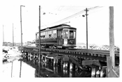 Gravesend Trolley Line - crossing Coney Island creek