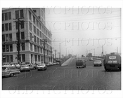Greenpoint Ave looking east facing Kingsland Ave by bridge 1966