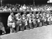 Group of Dodgers, c.1940