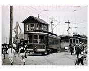 Hammers Station Ocean Electric 1921