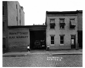 Hay Market - North 7th  Street  - Williamsburg - Brooklyn, NY 1918
