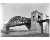 Hell Gate Bridge 1915  -  Queens, NY