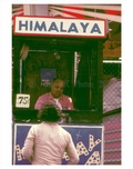 Himalaya Ticket booth