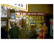 Hitlers Love Life West 42nd Street Times Square 1951