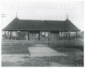Hollis Queens Long Island Rail Road Station LIRR 1902