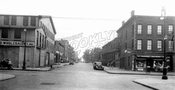 Hooper Street northeast to Wythe Avenue, 1940
