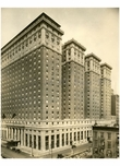 Hotel Pennsylvania - 7th Avenue between 32nd & 33rd Streets 1919