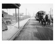 Hunters Point shuttle line - Vernon Ave Bridge - Long Island City - Queens, NY