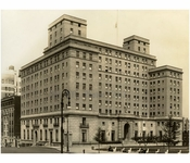 International House 500 Riverside Drive 1927