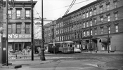 Intersection of Nostrand, Flushing and Lee Avenues, 1951